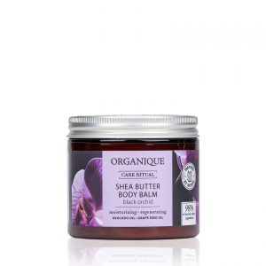 Organique - She Butter - Body Balm - black orchid